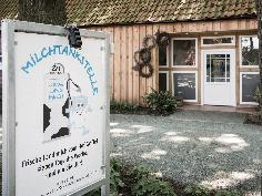 Milchtankstelle - Hof Griffel in Maasen